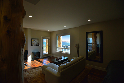Olympic View Oceanfront Suite